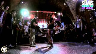 SUMS BATTLE | 09.03.2014 | Popping | FINAL | BooGeR vs Lozovoy