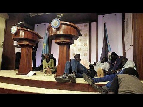 Gunbattles erupt in South Sudan's capital