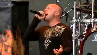 Клип Disturbed - Down With The Sickness (live)