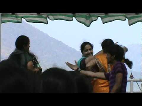 Aunties Dance In Papikondalu Trip video