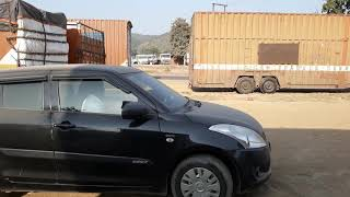 Hyundai Santro car loading in container by cls Packers and Movers Jamshedpur 9835 117 420