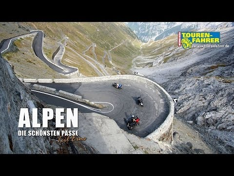 TOURENFAHRER - Trailer - Alpen Teil Eins