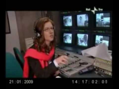 Maria Stella Gelmini e le telecamere by Caterina Guzzanti