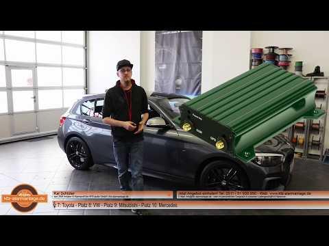 BMW 1er F20 / F21 Ampire Alarmanlage nachrüsten - M1 M140