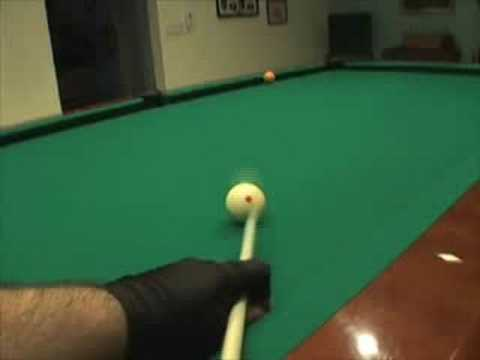Understanding Cue Ball Deflection  |   Billiard / Pool