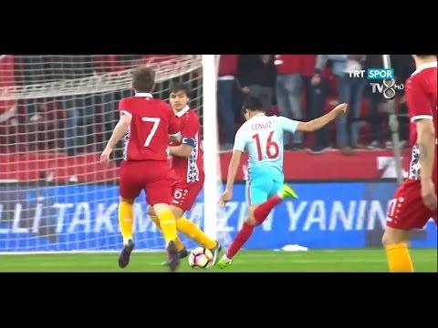 Türkiye 3-1 Moldova Maç Özeti HD (27.03.2017)