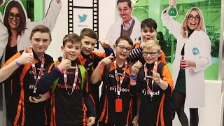 RTÉ at the BT Young Scientist and Technology Exhibition 2017 | Day One Highlights