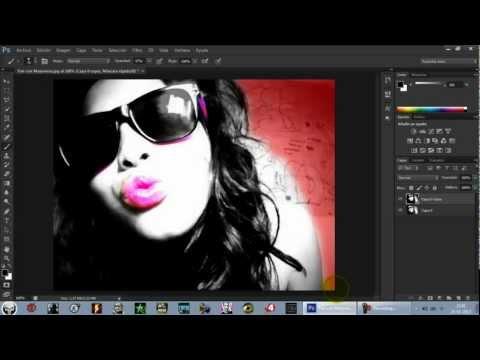 Como mejorar la calidad de una foto con photoshop cs6