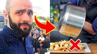 Teaching Binging with Babish Andrew Rea The RIGHT Way To Make a POUTINE!!!