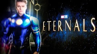FIRST LOOK OFFICIAL ETERNALS LEAKED PROMO Namor Origin Captain America Winter Solider Easter Egg