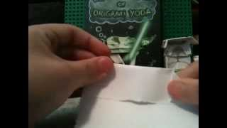 How To Make An Origami Princess Lea