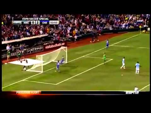 Manchester City Vs Chelsea 4-3 - All Goals & Match Highlights - May 23 2013 - [High Quality]