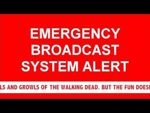 Zombie Apocalypse Sound Effects Library Demo! video