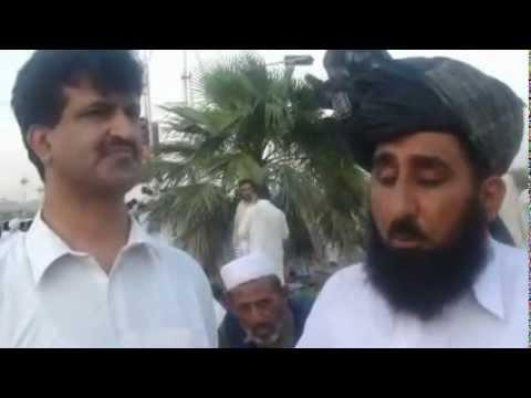 Islamabad Pakhtoon Night Strike against discrimination of pakhoonz in Islamabad Pakistan