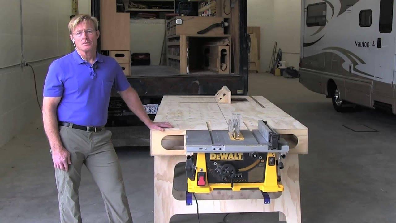 Ron Paulk on the Design of the Paulk Workbench - YouTube