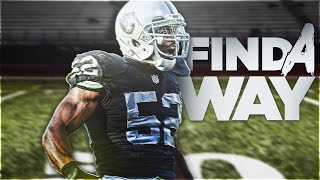 FIND A WAY - NFL Motivational Video