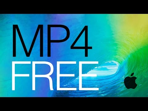 How to Batch convert files to MP4 video for FREE in Mac
