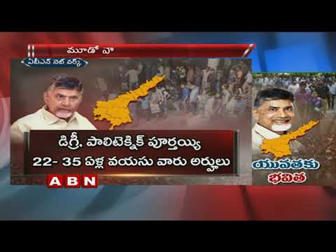 AP Government Announces Mukhyamantri Yuva Nestam Scheme For UnEmployed Youth