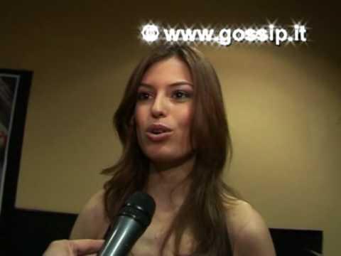 Sara Tommasi, da showgirl ad attrice