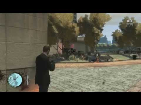 GTA 4 - Animation Mod Inspired by Max Payne