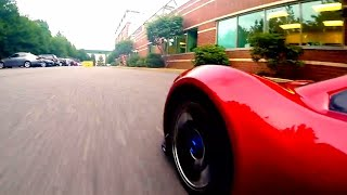 GoPro On Board Fast RC Supercar - Traxxas XO-1 - JPRC