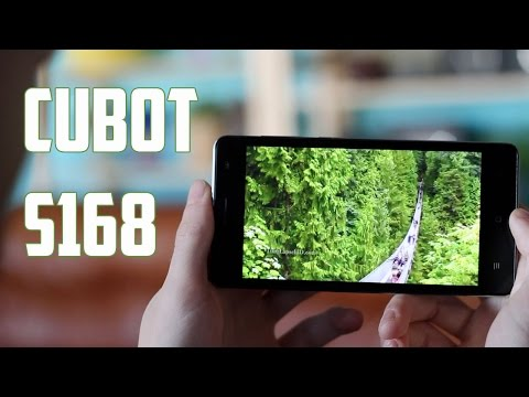 Cubot S168, un Android por menos de 90?