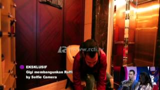 Eksklusif Gigi bangunin Raffi - dahSyat 23 April 2015