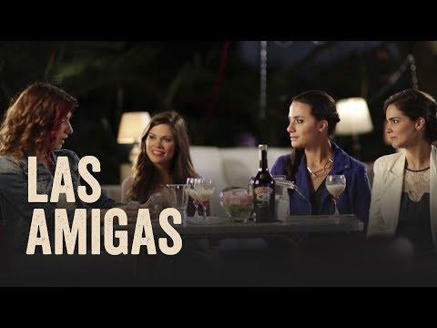 Juan Ruiz analiza la dinámica del grupo de amigas: Cuándo se reúnen, dónde se reúnen, de qué hablan y qué las mantiene tan unidas, son sólo unos del los much...