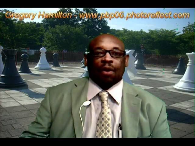Gregory Hamilton - Empowerment Thursdays
