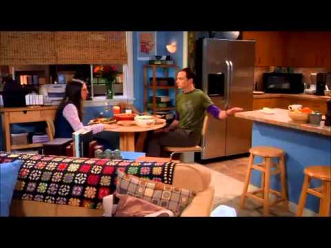 The Big Bang Theory S07e19 video