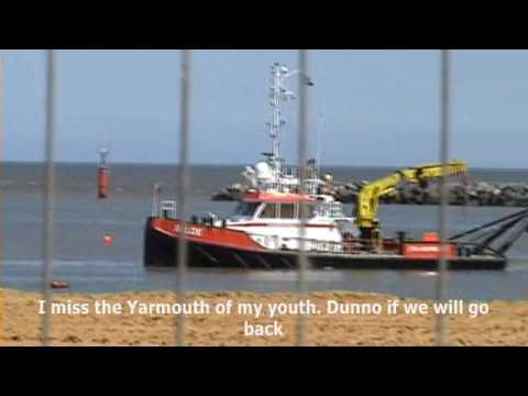 Great Yarmouth Outer Harbour And Great Yarmouth Outer