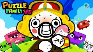 2 juegos gratuitos para iPhone y iPad: Puzzle Family VS y Stylish Sprint