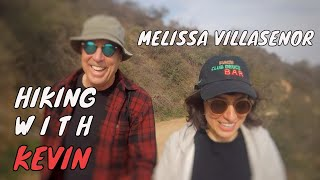 Melissa Villaseñor has a bedroom voice!