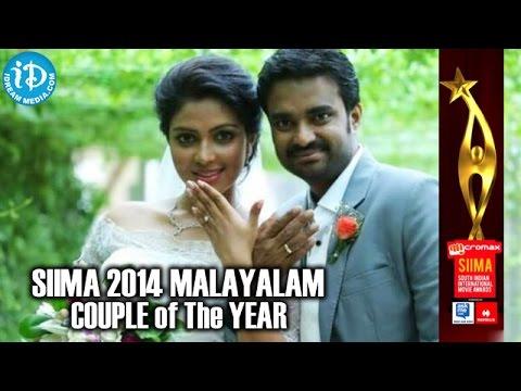 Best Couple of The Year Award to KL Vijay and Amala Paul