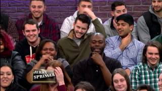 Guest Gives It Right Back: Roast (The Jerry Springer Show)