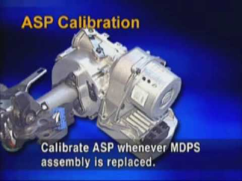 Hyundai Power Steering Mdps Youtube