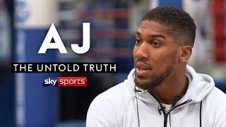 Anthony Joshua responds to Andy Ruiz fight conspiracies and the rematch | AJ: The Untold Truth