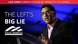 (81.9 MB) Dinesh D'Souza LIVE at University of Florida Mp3
