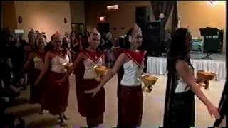 .Lao traditional Dance: Ouy pon Lan Xang Mix.ຟ້ອນອວຍພອນ ລ້ານຊ້າງ