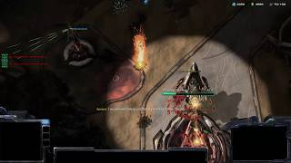 StarCraft 2 Co-op: Firewall (Weekly Mutation)