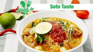 Soto Tauto | Resep #273