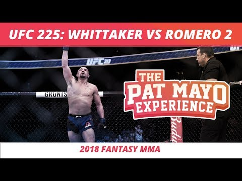 2018 Fantasy MMA - UFC 225 DraftKings Preview and Fight-By-Fight Picks