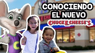 Hide and Seek in CHUCK E CHEESE (Boys vs Girls) | KIDCITY