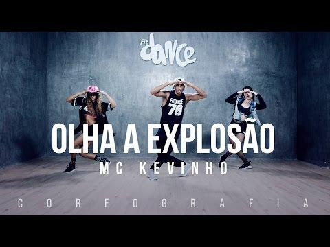Olha a Explosão - MC Kevinho - Coreografia |  FitDance TV thumbnail