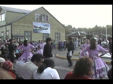 DANZA GATO - ECOS DEL TIEMPO - FRUTILLAR 2009