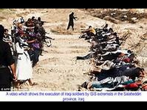 'ISIS' CALIPHATE Ravage MIDDLE EAST; Dirty Nukes Captured; 1,000's Executed | See DESCRIPTION