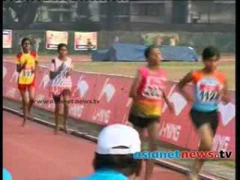 Kerala School Athletics Meet Junior Girls 3000 Metre Race Winner K R Athira's Home Condition video