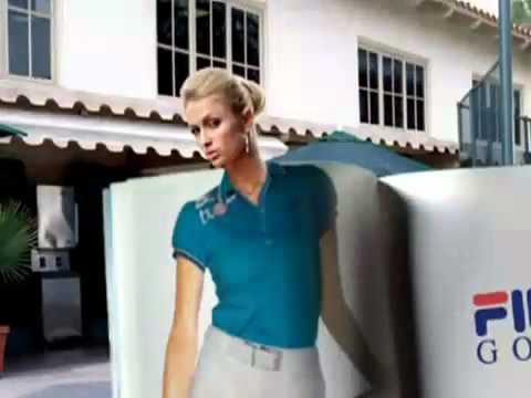 Paris Hilton Fila Reklam?nda – Modakulvar
