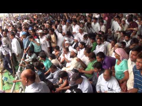 Bahan Kumari Mayawati ji Meerut me jansabha ko sambodhit karti hui.