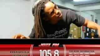 Rhythmic Elements ko Jozi FM ( Soweto ) Live